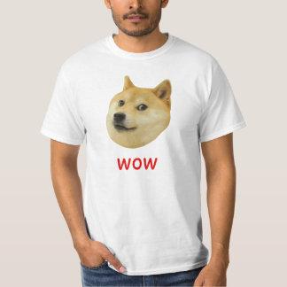 Wow van de doge zeer Veel Hond Dergelijke Shiba T Shirt