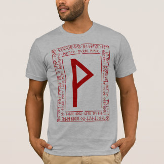 Wunjo Rune T-shirt