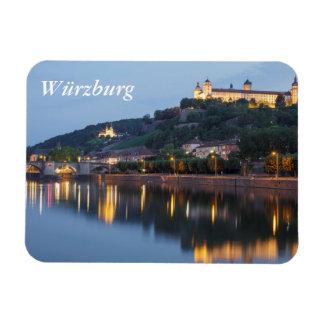 Würzburg Magnet Flexible