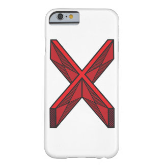 X BARELY THERE iPhone 6 HOESJE
