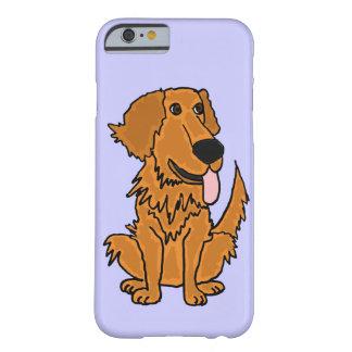 XW- het grappige Ontwerp van de Hond van het Barely There iPhone 6 Hoesje
