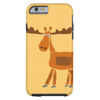 XX het grappige Ontwerp van de Kunst van Tough iPhone 6 Hoesje