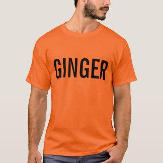 Ya orange heureux vous êtes un gingembre ? t-shirt