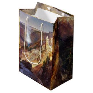 Yellowstone tombe sac de cadeau de parc national