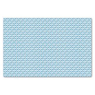 Yeti (Noël), papier de soie de soie