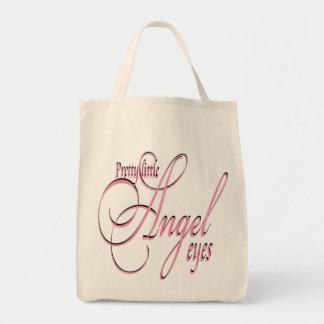 Yeux d'ange - épicerie organique Fourre-tout Tote Bag