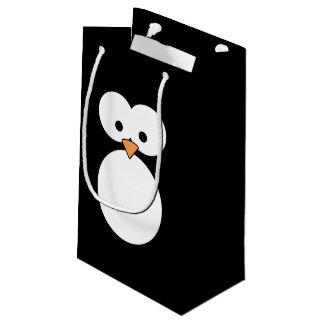 Yeux de pingouin petit sac cadeau