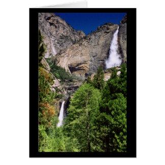 Yosemite Falls 2002 - Carte