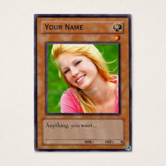 Yu-GI-Oh carte