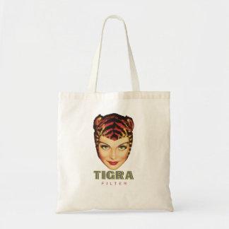 zak sigaret tigra handbag draagtas