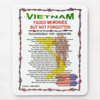 zazv- VIETNAM /POEM Tapis De Souris
