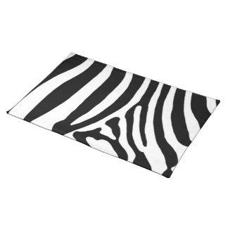 Zebra Onderleggers