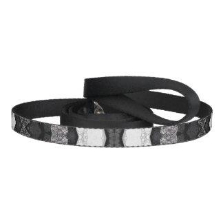 Zèbre de léopard de Black&White Laisse Pour Chien