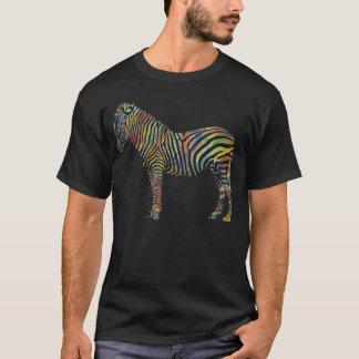 Zèbre Noir-T T-shirt