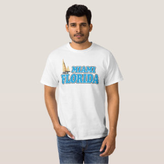 Zeilboot Florida T Shirt