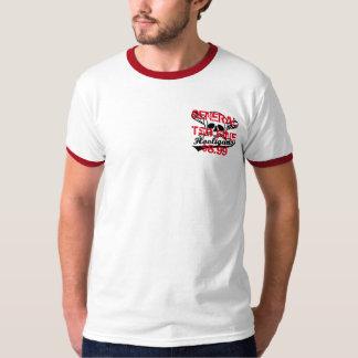 """""""Zij zijn enkel bieren"""" Wit & Rood T Shirt"""