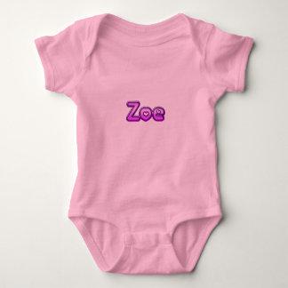Zoe, habillement de bébé de vente ! body