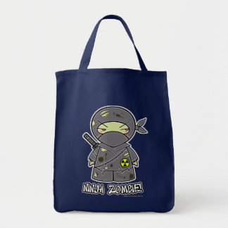 Zombi de Ninja ! Sac fourre-tout
