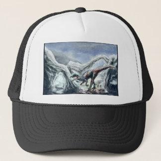 Zombi Raptor de glace Casquette
