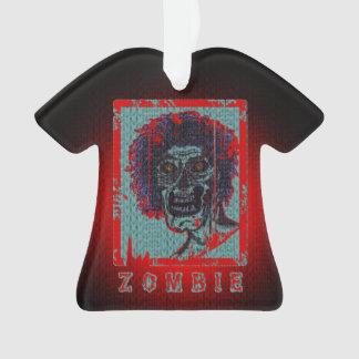 Zombi-Rouge et bleu affligés