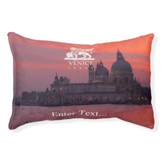 Zonsondergang in Venetië Hondenbedden