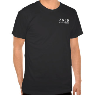 Zoulou - construit comme un réservoir ! t-shirts