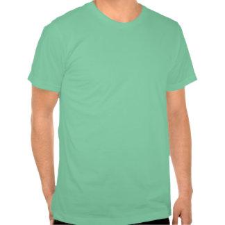Zoulou de station de glace t-shirts