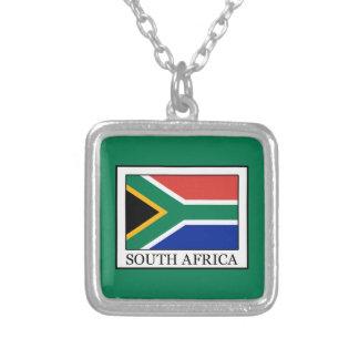Zuid-Afrika Zilver Vergulden Ketting