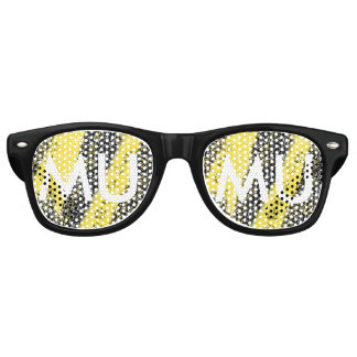 Zwarte Gouden Zonnebril