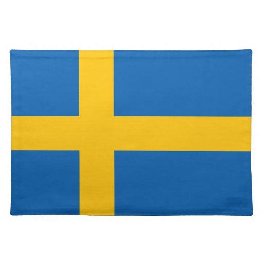 Zweden - Zweedse Vlag Placemat