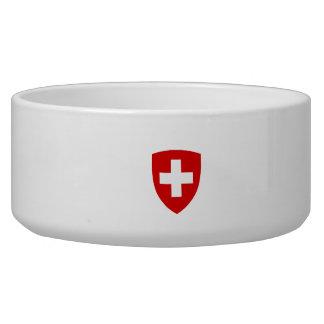 Zwitsers Wapenschild - de Herinnering van Voerbakje